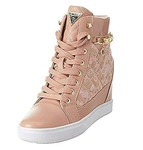 e5937e385e Guess Footwear Active Lady, Sneaker a Collo Alto Donna