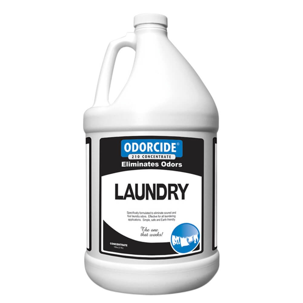 Odorcide Laundry Concentrate Gallon Size by Odorcide