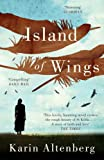 Front cover for the book Island of Wings by Karin Altenberg