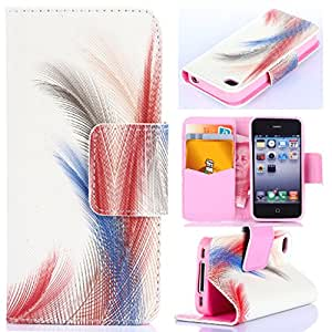 For iPhone 6,Case For iPhone 6,Leather iPhone 6 Case,iPhone 6 Case For Girls,Candywe Fashion PU Wallet Case Cover For iPhone 6 4.7 inch#004