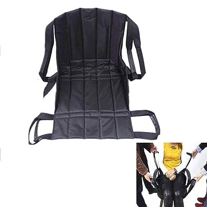 Amazon.com: JOEPET - Asiento para silla de ruedas con asas y ...