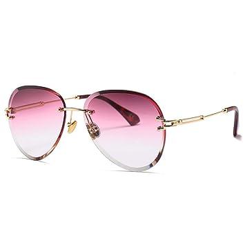 Gafas de Sol Aviador para Las Mujeres polarizadas Lente ...