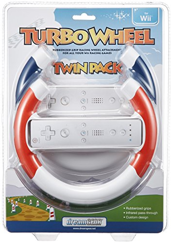 Wii Turbo Wheel Twin Pack - 1094 (Wheel Wii Turbo)
