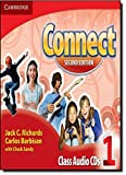 img - for Connect Level 1 Class Audio CDs (2) (Connect (Cambridge)) book / textbook / text book