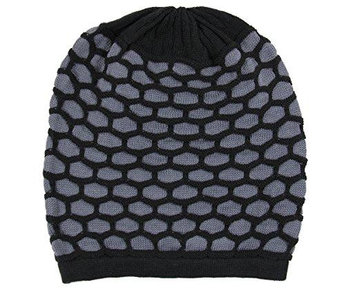 4062926f689 RW Rasta 100% Cotton Dreadlock Beanie (Black) at Amazon Men s Clothing  store