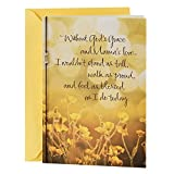 Hallmark Mahogany Religious Mother's Day Greeting Card (God's Grace)