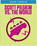 Cover Image for 'Scott Pilgrim vs. The World - Limited Edition (Blu-ray + Digital Copy + UltraViolet)'
