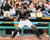 #9: FRANCISCO CERVELLI AUTOGRAPHED 16x20 PHOTO PITTSBURGH PIRATES NEW YORK YANKEES