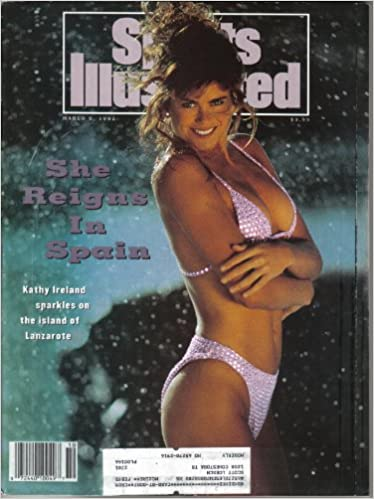 a3a9f71029155 Sports Illustrated Swimsuit March 9 1992 Kathy Ireland  Sports Illustrated   Amazon.com  Books