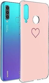 Yoedge Funda Huawei P30 Lite, Ultra Slim Cárcasa Silicona ...