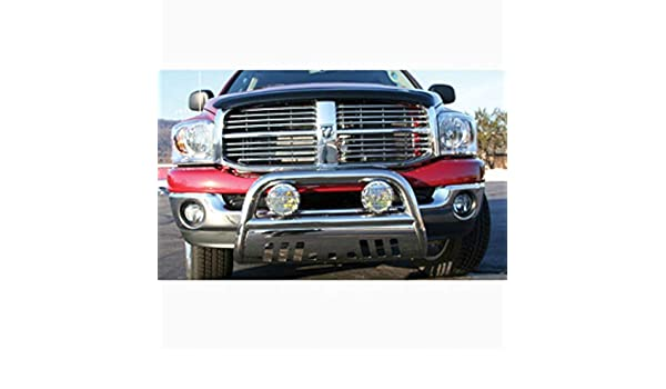 ARIES 35-3013 3-Inch Polished Stainless Steel Bull Bar Select Ford Explorer