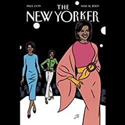 The New Yorker, March 16th, 2009 (D. T. Max, Joan Acocella, James Surowiecki)
