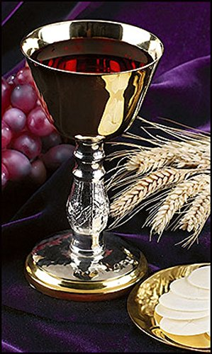 5 Oz Chalice and Paten Set ()
