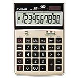 Canon 1073B010 HS-1000TG Desktop Calculator, 10-Digit LCD