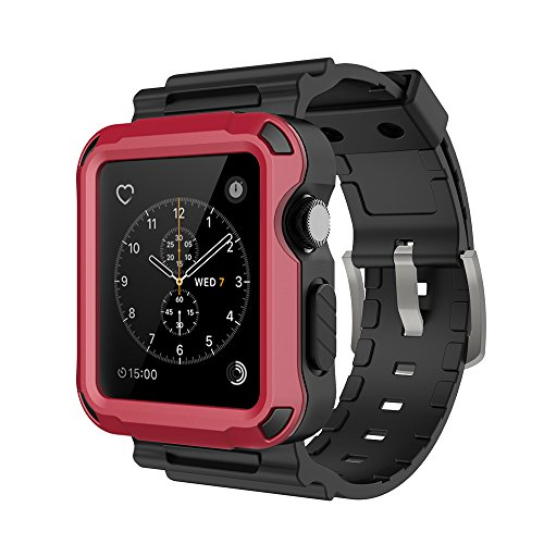 Simpeak Rugged Protective Black Strap