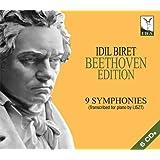 ベートーヴェン:交響曲全集 リストによるピアノ・トランスプリクション S464/R128(Beethoven - 9 Symphonies)[6CDs]