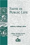 Faith in Public Life, , 1570757747