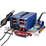 Best Soldering Stations - YIHUA 853D 2A USB SMD Hot Air Rework Review