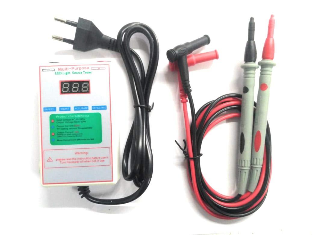 0-300V Output All Size LED LCD TV Backlight Tester Meter Tool Lamp Beads