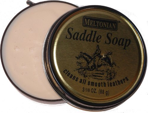 Meltonian Saddle Soap,3 1/8 oz (88g)