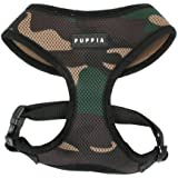 Puppia Soft Dog Harness, Camouflage, X-Small