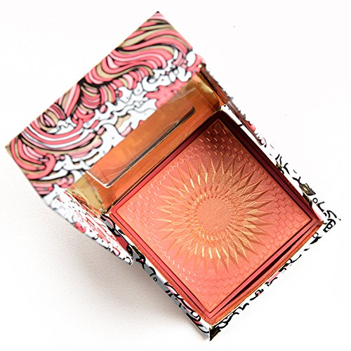 Benefit Cosmetics Blush # GALifornia - golden pink