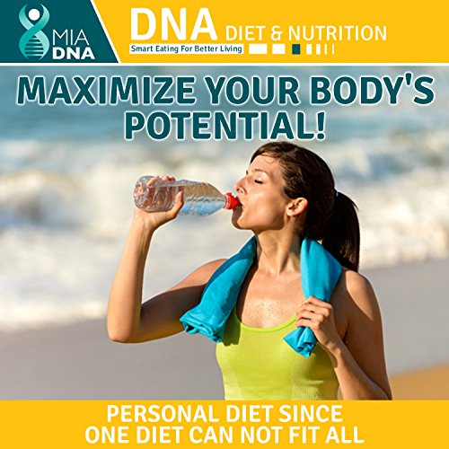 MiaDNA Test & Nutrition personal genetic testing uncover and response for genetic analysis!