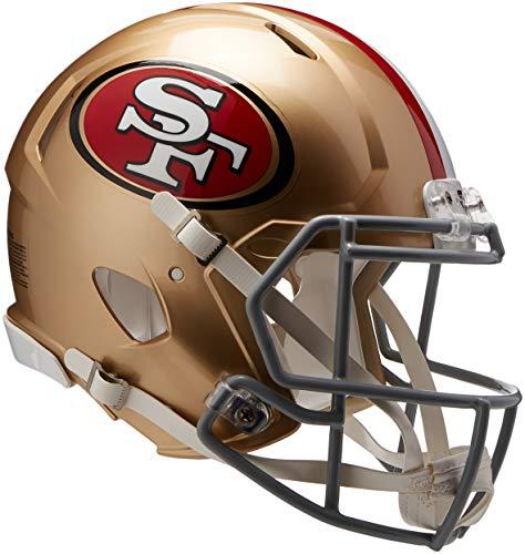 NFL San Francisco 49ers Speed Authentic Football Helmet