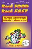 Real Food Real Fast, Rico Caveglia, 1890904023