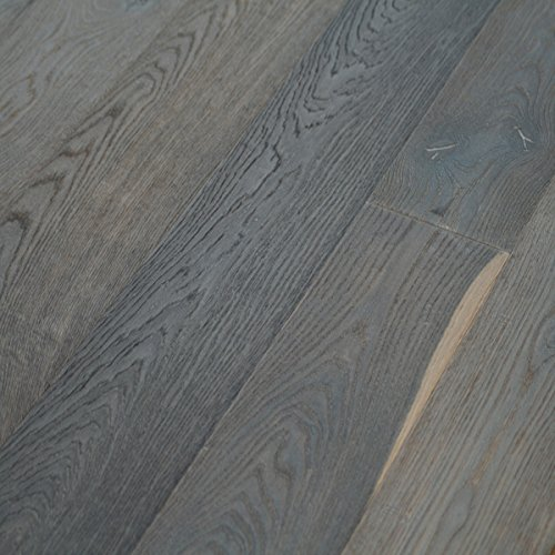 Vintage Alaska (Sample) - White Oak Wide Plank UV Oiled Engineered Hardwood Floor (Engineered Plank)