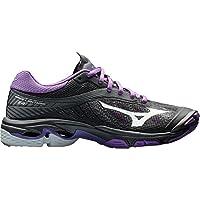 (ミズノ) Mizuno レディース バレーボール シューズ・靴 Wave Lightening Z4 Volleyball Shoes [並行輸入品]