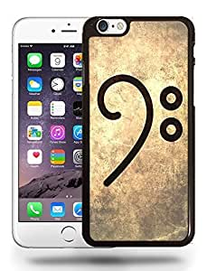 Vintage Music Musical s Symbol Logo Phone Designs Case For Iphone 6 4.7Inch Cover