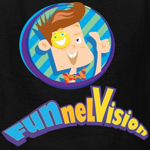 Spreadshirt Funnel Vision Official Merch Kids T Shirt
