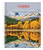 Canadian Geographic Wilderness Canada 2020 6 x 7.75 Inch Weekly Engagement Calendar, Travel Scenic Outdoor