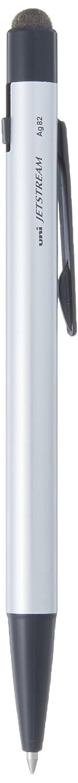 Silver SXNT82-350-07P26 Uni Jetstream Stylus Single Knock