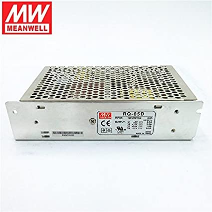 AC to DC Power Supply Quad Output 5 Volt 12 Volt 24 Volt 12 Volt 10 Amp 4  Amp 1 5 Amp 1 Amp 84 Watt