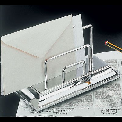 El Casco Letter Rack, Chrome (M-672CT) by El Casco