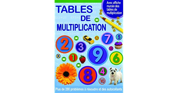 Tables De Multiplication Plus De 280 Probl Mes R Soudre Et Des