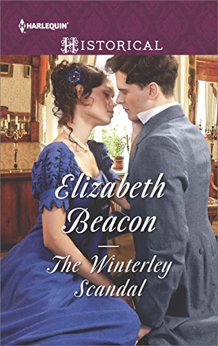 book cover of The Winterley Scandal