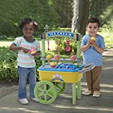 American Plastic Toys My Very Own Ice Cream Cart Playset