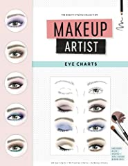 Unleash your inner makeup diva with your very own makeup charts just like the ones pro makeup artists use! Design and customize fabulous looks with colored pencils, markers, crayons, even real makeup! Makeup charts come with convenient...