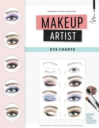 Makeup Artist Eye Charts (The Beauty Studio - Face Shape Chart