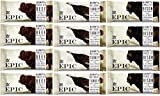 Epic All Natural Meat Bar, 100% Grass Fed, Super Variety Pack of 12