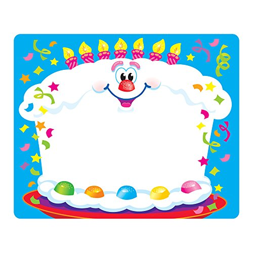 TREND enterprises, Inc. Happy Birthday Terrific Labels, 36 ct (T-68031)