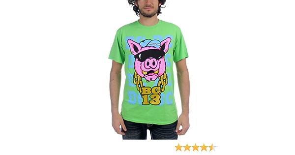 Brokencyde Crunk Pig M L XL Grass T-Shirt