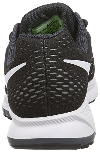 Zoom Donna 33 Scarpe Corsa Black Pegasus Nero da Nike Grey anthracite White Air cool S0txqwt5T