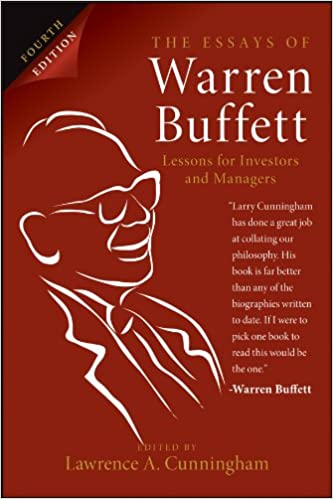 Buy the essays of warren buffett lessons for investors and managers