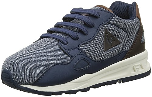 Le Coq Sportif Lcs R900 Inf 2 Tones, Zapatillas Unisex Niños Azul (Dress Blue/Mustang/RDress Blue/Mustang/R)