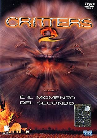 Amazon com: critters 2 dvd Italian Import: terrence mann