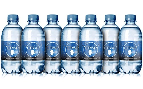 CPAP H2O Premium Distilled Water - 24 Bottle Pack (Best Distilled Water Machine)